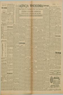 "Ajencja Wschodnia. Codzienne Wiadomości Ekonomiczne = Agence Télégraphique de l'Est = Telegraphenagentur ""Der Ostdienst"" = Eastern Telegraphic Agency. R.10, nr 68 (22 marca 1930)"
