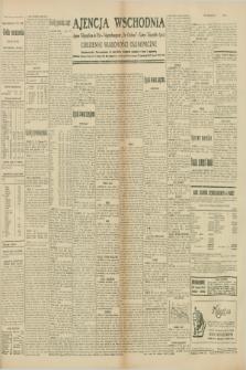 """Ajencja Wschodnia. Codzienne Wiadomości Ekonomiczne = Agence Télégraphique de l'Est = Telegraphenagentur """"Der Ostdienst"""" = Eastern Telegraphic Agency. R.10, nr 69 (23 i 24 marca 1930)"""