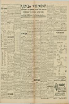 "Ajencja Wschodnia. Codzienne Wiadomości Ekonomiczne = Agence Télégraphique de l'Est = Telegraphenagentur ""Der Ostdienst"" = Eastern Telegraphic Agency. R.10, nr 74 (29 marca 1930)"