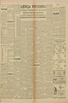 """Ajencja Wschodnia. Codzienne Wiadomości Ekonomiczne = Agence Télégraphique de l'Est = Telegraphenagentur """"Der Ostdienst"""" = Eastern Telegraphic Agency. R.10, nr 77 (2 kwietnia 1930)"""