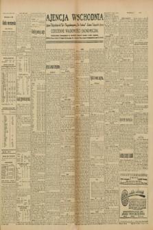 """Ajencja Wschodnia. Codzienne Wiadomości Ekonomiczne = Agence Télégraphique de l'Est = Telegraphenagentur """"Der Ostdienst"""" = Eastern Telegraphic Agency. R.10, nr 80 (5 kwietnia 1930)"""