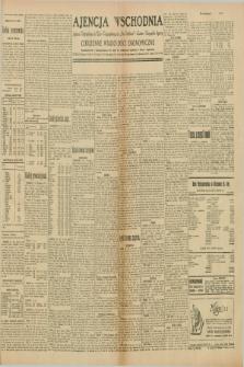 """Ajencja Wschodnia. Codzienne Wiadomości Ekonomiczne = Agence Télégraphique de l'Est = Telegraphenagentur """"Der Ostdienst"""" = Eastern Telegraphic Agency. R.10, nr 85 (11 kwietnia 1930)"""