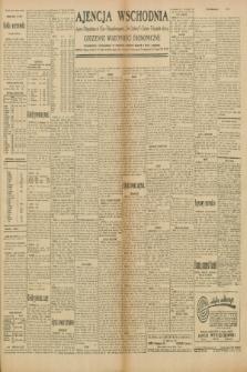 """Ajencja Wschodnia. Codzienne Wiadomości Ekonomiczne = Agence Télégraphique de l'Est = Telegraphenagentur """"Der Ostdienst"""" = Eastern Telegraphic Agency. R.10, nr 94 (25 kwietnia 1930)"""