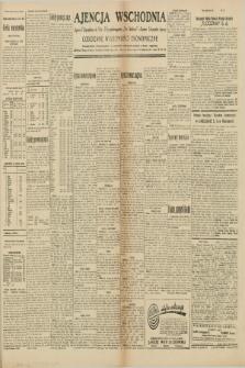 """Ajencja Wschodnia. Codzienne Wiadomości Ekonomiczne = Agence Télégraphique de l'Est = Telegraphenagentur """"Der Ostdienst"""" = Eastern Telegraphic Agency. R.10, nr 96 (27 i 28 kwietnia 1930)"""