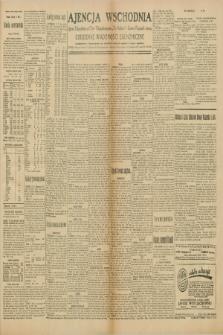 """Ajencja Wschodnia. Codzienne Wiadomości Ekonomiczne = Agence Télégraphique de l'Est = Telegraphenagentur """"Der Ostdienst"""" = Eastern Telegraphic Agency. R.10, nr 100 (2 maja 1930)"""