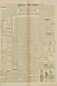 """Ajencja Wschodnia. Codzienne Wiadomości Ekonomiczne = Agence Télégraphique de l'Est = Telegraphenagentur """"Der Ostdienst"""" = Eastern Telegraphic Agency. R.10, nr 101 (3, 4 i 5 maja 1930)"""