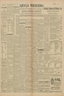 """Ajencja Wschodnia. Codzienne Wiadomości Ekonomiczne = Agence Télégraphique de l'Est = Telegraphenagentur """"Der Ostdienst"""" = Eastern Telegraphic Agency. R.10, nr 102 (6 maja 1930)"""