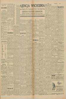 """Ajencja Wschodnia. Codzienne Wiadomości Ekonomiczne = Agence Télégraphique de l'Est = Telegraphenagentur """"Der Ostdienst"""" = Eastern Telegraphic Agency. R.10, nr 103 (7 maja 1930)"""