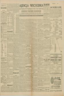 """Ajencja Wschodnia. Codzienne Wiadomości Ekonomiczne = Agence Télégraphique de l'Est = Telegraphenagentur """"Der Ostdienst"""" = Eastern Telegraphic Agency. R.10, nr 104 (8 maja 1930)"""
