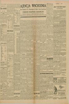 """Ajencja Wschodnia. Codzienne Wiadomości Ekonomiczne = Agence Télégraphique de l'Est = Telegraphenagentur """"Der Ostdienst"""" = Eastern Telegraphic Agency. R.10, nr 105 (9 maja 1930)"""