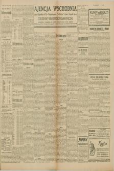 """Ajencja Wschodnia. Codzienne Wiadomości Ekonomiczne = Agence Télégraphique de l'Est = Telegraphenagentur """"Der Ostdienst"""" = Eastern Telegraphic Agency. R.10, nr 113 (18 i 19 maja 1930)"""
