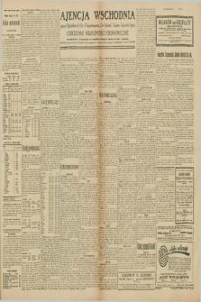 """Ajencja Wschodnia. Codzienne Wiadomości Ekonomiczne = Agence Télégraphique de l'Est = Telegraphenagentur """"Der Ostdienst"""" = Eastern Telegraphic Agency. R.10, nr 114 (20 maja 1930)"""