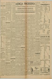 """Ajencja Wschodnia. Codzienne Wiadomości Ekonomiczne = Agence Télégraphique de l'Est = Telegraphenagentur """"Der Ostdienst"""" = Eastern Telegraphic Agency. R.10, nr 115 (21 maja 1930)"""