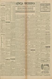 """Ajencja Wschodnia. Codzienne Wiadomości Ekonomiczne = Agence Télégraphique de l'Est = Telegraphenagentur """"Der Ostdienst"""" = Eastern Telegraphic Agency. R.10, nr 118 (24 maja 1930)"""
