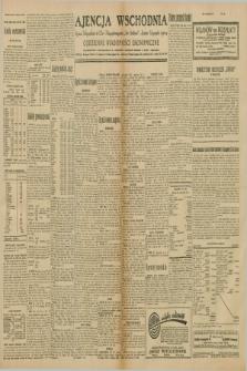 """Ajencja Wschodnia. Codzienne Wiadomości Ekonomiczne = Agence Télégraphique de l'Est = Telegraphenagentur """"Der Ostdienst"""" = Eastern Telegraphic Agency. R.10, nr 122 (29 i 30 maja 1930)"""