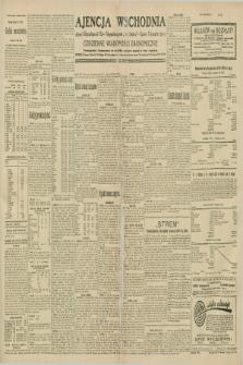 """Ajencja Wschodnia. Codzienne Wiadomości Ekonomiczne = Agence Télégraphique de l'Est = Telegraphenagentur """"Der Ostdienst"""" = Eastern Telegraphic Agency. R.10, nr 126 (4 czerwca 1930)"""