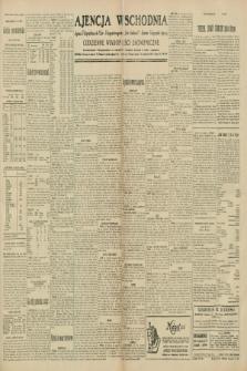"""Ajencja Wschodnia. Codzienne Wiadomości Ekonomiczne = Agence Télégraphique de l'Est = Telegraphenagentur """"Der Ostdienst"""" = Eastern Telegraphic Agency. R.10, nr 127 (5 czerwca 1930)"""
