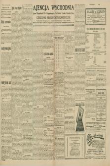 """Ajencja Wschodnia. Codzienne Wiadomości Ekonomiczne = Agence Télégraphique de l'Est = Telegraphenagentur """"Der Ostdienst"""" = Eastern Telegraphic Agency. R.10, nr 130 (8, 9 i 10 czerwca 1930)"""