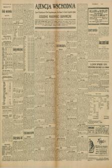 """Ajencja Wschodnia. Codzienne Wiadomości Ekonomiczne = Agence Télégraphique de l'Est = Telegraphenagentur """"Der Ostdienst"""" = Eastern Telegraphic Agency. R.10, nr 133 (13 czerwca 1930)"""
