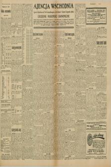 """Ajencja Wschodnia. Codzienne Wiadomości Ekonomiczne = Agence Télégraphique de l'Est = Telegraphenagentur """"Der Ostdienst"""" = Eastern Telegraphic Agency. R.10, nr 134 (14 czerwca 1930)"""