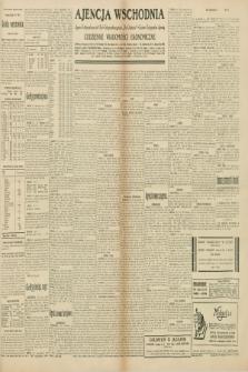 """Ajencja Wschodnia. Codzienne Wiadomości Ekonomiczne = Agence Télégraphique de l'Est = Telegraphenagentur """"Der Ostdienst"""" = Eastern Telegraphic Agency. R.10, nr 137 (18 czerwca 1930)"""