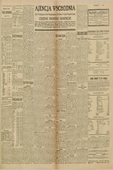 "Ajencja Wschodnia. Codzienne Wiadomości Ekonomiczne = Agence Télégraphique de l'Est = Telegraphenagentur ""Der Ostdienst"" = Eastern Telegraphic Agency. R.10, nr 150 (4 lipca 1930)"
