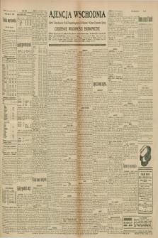 "Ajencja Wschodnia. Codzienne Wiadomości Ekonomiczne = Agence Télégraphique de l'Est = Telegraphenagentur ""Der Ostdienst"" = Eastern Telegraphic Agency. R.10, nr 163 (19 lipca 1930)"