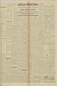 "Ajencja Wschodnia. Codzienne Wiadomości Ekonomiczne = Agence Télégraphique de l'Est = Telegraphenagentur ""Der Ostdienst"" = Eastern Telegraphic Agency. R.10, nr 173 (31 lipca 1930)"