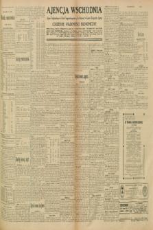 "Ajencja Wschodnia. Codzienne Wiadomości Ekonomiczne = Agence Télégraphique de l'Est = Telegraphenagentur ""Der Ostdienst"" = Eastern Telegraphic Agency. R.10, nr 178 (6 sierpnia 1930)"