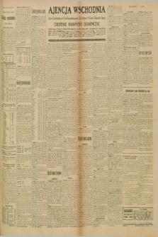 "Ajencja Wschodnia. Codzienne Wiadomości Ekonomiczne = Agence Télégraphique de l'Est = Telegraphenagentur ""Der Ostdienst"" = Eastern Telegraphic Agency. R.10, nr 192 (23 sierpnia 1930)"