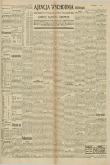 "Ajencja Wschodnia. Codzienne Wiadomości Ekonomiczne = Agence Télégraphique de l'Est = Telegraphenagentur ""Der Ostdienst"" = Eastern Telegraphic Agency. R.10, nr 196 (28 sierpnia 1930)"