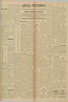 """Ajencja Wschodnia. Codzienne Wiadomości Ekonomiczne = Agence Télégraphique de l'Est = Telegraphenagentur """"Der Ostdienst"""" = Eastern Telegraphic Agency. R.10, nr 200 (2 września 1930)"""