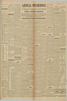 """Ajencja Wschodnia. Codzienne Wiadomości Ekonomiczne = Agence Télégraphique de l'Est = Telegraphenagentur """"Der Ostdienst"""" = Eastern Telegraphic Agency. R.10, nr 201 (3 września 1930)"""