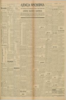"""Ajencja Wschodnia. Codzienne Wiadomości Ekonomiczne = Agence Télégraphique de l'Est = Telegraphenagentur """"Der Ostdienst"""" = Eastern Telegraphic Agency. R.10, nr 202 (4 września 1930)"""