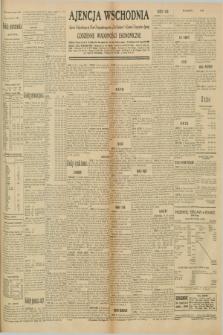 """Ajencja Wschodnia. Codzienne Wiadomości Ekonomiczne = Agence Télégraphique de l'Est = Telegraphenagentur """"Der Ostdienst"""" = Eastern Telegraphic Agency. R.10, nr 204 (6 września 1930)"""