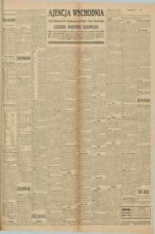 """Ajencja Wschodnia. Codzienne Wiadomości Ekonomiczne = Agence Télégraphique de l'Est = Telegraphenagentur """"Der Ostdienst"""" = Eastern Telegraphic Agency. R.10, nr 210 (13 września 1930)"""