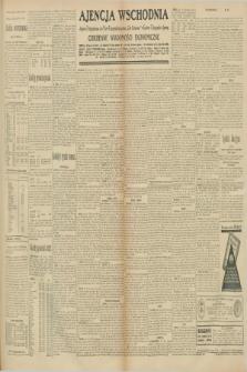 """Ajencja Wschodnia. Codzienne Wiadomości Ekonomiczne = Agence Télégraphique de l'Est = Telegraphenagentur """"Der Ostdienst"""" = Eastern Telegraphic Agency. R.10, nr 214 (18 września 1930)"""