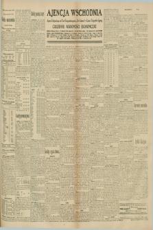 """Ajencja Wschodnia. Codzienne Wiadomości Ekonomiczne = Agence Télégraphique de l'Est = Telegraphenagentur """"Der Ostdienst"""" = Eastern Telegraphic Agency. R.10, nr 221 (26 września 1930)"""