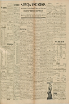 """Ajencja Wschodnia. Codzienne Wiadomości Ekonomiczne = Agence Télégraphique de l'Est = Telegraphenagentur """"Der Ostdienst"""" = Eastern Telegraphic Agency. R.10, nr 230 (7 października 1930)"""