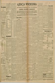 """Ajencja Wschodnia. Codzienne Wiadomości Ekonomiczne = Agence Télégraphique de l'Est = Telegraphenagentur """"Der Ostdienst"""" = Eastern Telegraphic Agency. R.10, nr 238 (16 października 1930)"""