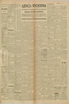 """Ajencja Wschodnia. Codzienne Wiadomości Ekonomiczne = Agence Télégraphique de l'Est = Telegraphenagentur """"Der Ostdienst"""" = Eastern Telegraphic Agency. R.10, nr 257 (8 listopada 1930)"""