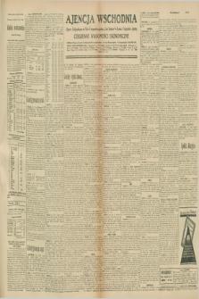 """Ajencja Wschodnia. Codzienne Wiadomości Ekonomiczne = Agence Télégraphique de l'Est = Telegraphenagentur """"Der Ostdienst"""" = Eastern Telegraphic Agency. R.10, nr 258 (10 listopada 1930)"""