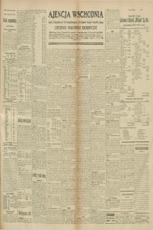 """Ajencja Wschodnia. Codzienne Wiadomości Ekonomiczne = Agence Télégraphique de l'Est = Telegraphenagentur """"Der Ostdienst"""" = Eastern Telegraphic Agency. R.10, nr 267 (20 listopada 1930)"""