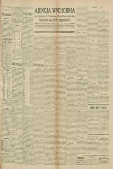 """Ajencja Wschodnia. Codzienne Wiadomości Ekonomiczne = Agence Télégraphique de l'Est = Telegraphenagentur """"Der Ostdienst"""" = Eastern Telegraphic Agency. R.10, nr 268 (21 listopada 1930)"""