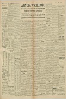 "Ajencja Wschodnia. Codzienne Wiadomości Ekonomiczne = Agence Télégraphique de l'Est = Telegraphenagentur ""Der Ostdienst"" = Eastern Telegraphic Agency. R.10, nr 277 (2 grudnia 1930)"