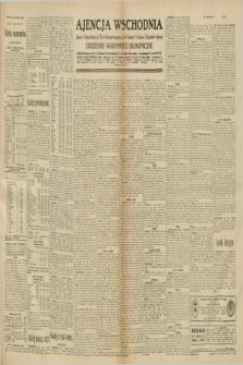 "Ajencja Wschodnia. Codzienne Wiadomości Ekonomiczne = Agence Télégraphique de l'Est = Telegraphenagentur ""Der Ostdienst"" = Eastern Telegraphic Agency. R.10, nr 278 (3 grudnia 1930)"