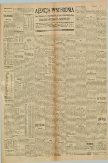 "Ajencja Wschodnia. Codzienne Wiadomości Ekonomiczne = Agence Télégraphique de l'Est = Telegraphenagentur ""Der Ostdienst"" = Eastern Telegraphic Agency. R.10, nr 279 (4 grudnia 1930)"