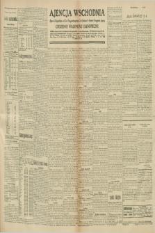 "Ajencja Wschodnia. Codzienne Wiadomości Ekonomiczne = Agence Télégraphique de l'Est = Telegraphenagentur ""Der Ostdienst"" = Eastern Telegraphic Agency. R.10, nr 282 (9 grudnia 1930)"