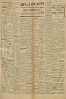 "Ajencja Wschodnia. Codzienne Wiadomości Ekonomiczne = Agence Télégraphique de l'Est = Telegraphenagentur ""Der Ostdienst"" = Eastern Telegraphic Agency. R.10, nr 288 (16 grudnia 1930)"