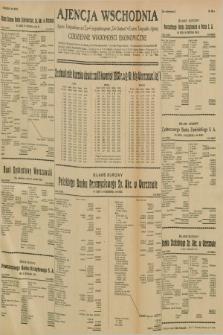 """Ajencja Wschodnia. Codzienne Wiadomości Ekonomiczne = Agence Télégraphique de l'Est = Telegraphenagentur """"Der Ostdienst"""" = Eastern Telegraphic Agency. R.10, nr 289 A ([17] grudnia 1930)"""